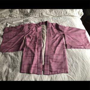 e9b55b360f4 ... Vintage kimono jacket ...
